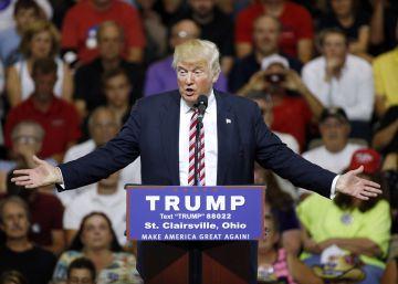 Trump amenaza el pacto comercial con México y Canadá si es presidente