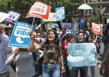 El Supremo rechaza el proyecto sobre el derecho al aborto en México