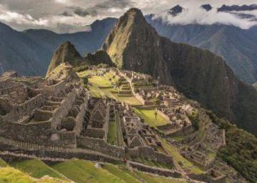 Muere un turista despeñado mientras se hacía fotografías en Machu Picchu