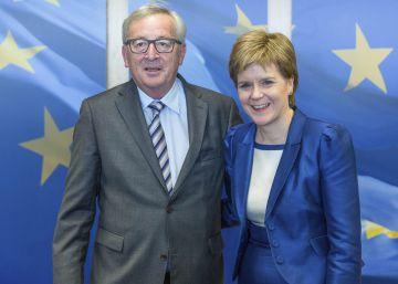 """La UE subraya que Escocia """"es un asunto interno"""" del Reino Unido"""
