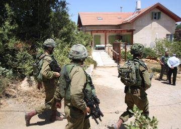 Un palestino mata a puñaladas a una niña de 13 años en una colonia israelí