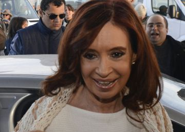 La Justicia argentina pide investigar a Cristina Kirchner