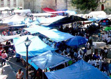 Oaxaca se asfixia bajo el plástico