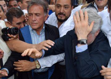 Una agresión a los líderes del PAN abre otra guerra política en Veracruz