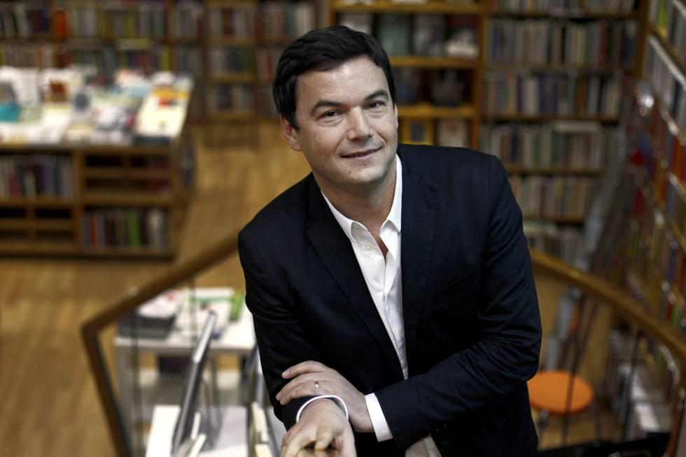 El economista francés Thomas Piketty, especialista en desigualdad.