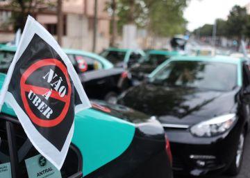Portugal legaliza Uber