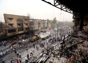 Los fallecidos en el ataque del ISIS en Bagdad superan los 200