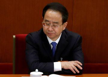 China condena a cadena perpetua a la mano derecha del expresidente Hu