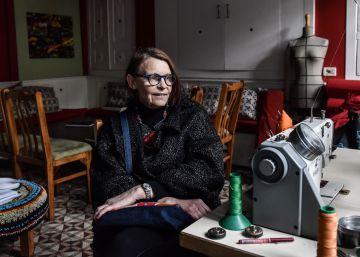La diseñadora alemana que resiste en Siria