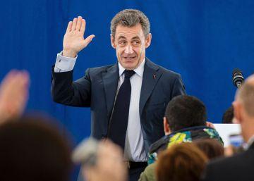 Sarkozy lanza el ataque final contra sus rivales en el centroderecha