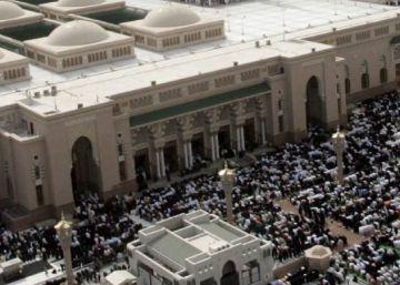 Suicida explode bomba perto da Mesquita do Profeta, em Medina