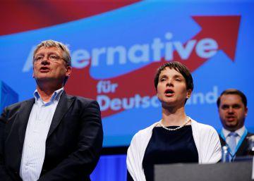 El antisemitismo abre una crisis en los populistas alemanes
