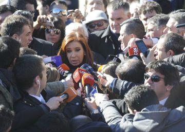 Cristina Kirchner se declara una perseguida judicial ante los tribunales