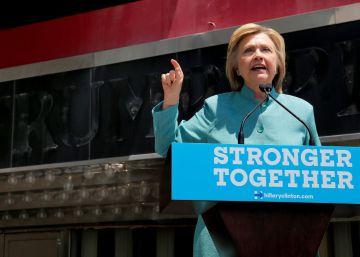 El Departamento de Justicia cierra la investigación a Clinton por los correos