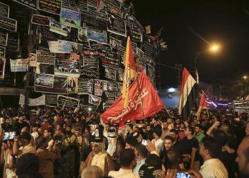Al menos 35 muertos en un atentado contra un mausoleo chií de Irak