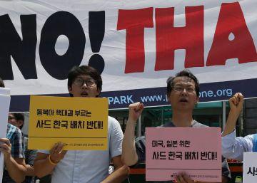 Washington y Seúl pactan desplegar un polémico sistema antimisiles