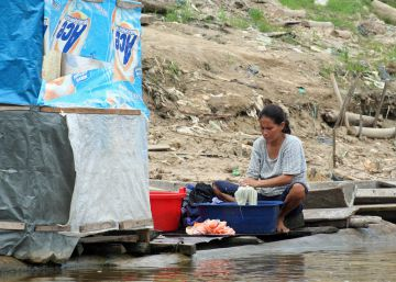 En la región con más agua, millones no tienen baño