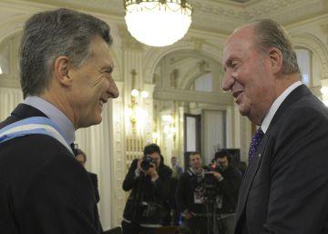 Macri pide sacrificios y un cambio cultural en la celebración de los 200 años de Argentina