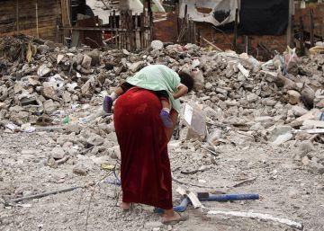 Dos seísmos sacuden la zona de Ecuador afectada por el terremoto de abril