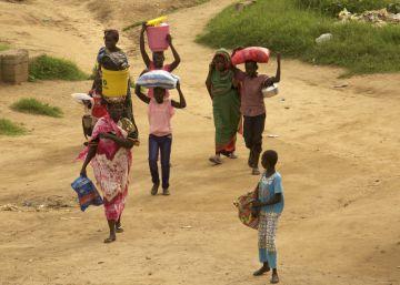 Un nuevo brote de violencia deja casi 300 muertos en Sudán del Sur