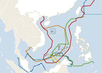 Una corte de arbitraje falla que China violó los derechos soberanos de Filipinas