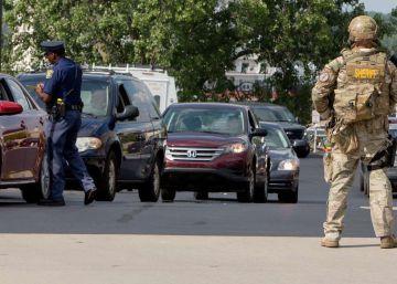 Al menos tres muertos en un tiroteo en un tribunal en Michigan