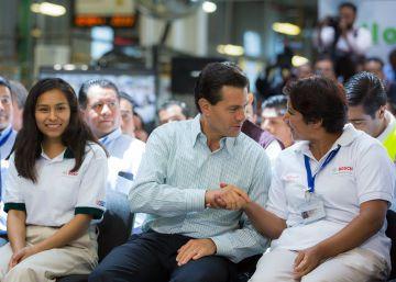 Peña Nieto impone la reforma anticorrupción en todo México