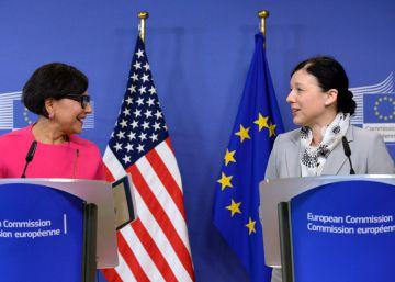 La UE y EE UU pactan una nueva norma para el intercambio de datos
