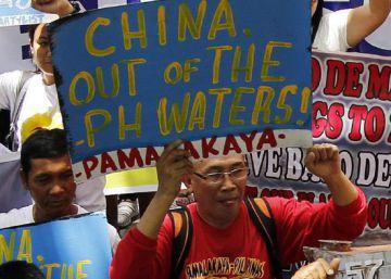 Tarjeta amarilla para China