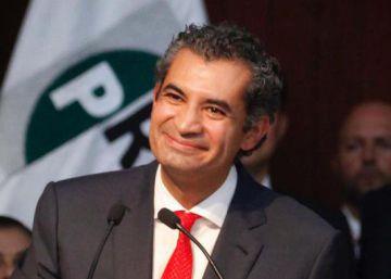 El nuevo presidente del PRI promete autocrítica y combate a la corrupción