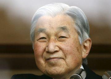 El emperador de Japón anuncia su deseo de abdicar