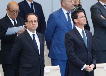 Hollande amenaza con cesar a su ministro estrella si no es solidario