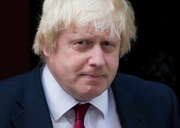 "Boris Johnson: ""Ministro de cócteles"""