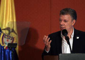 Santos amenaza con sanciones a quienes participen en el paro camionero