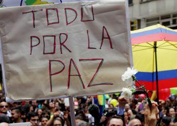 Comienza la campaña por el sí a la paz en las calles de Colombia