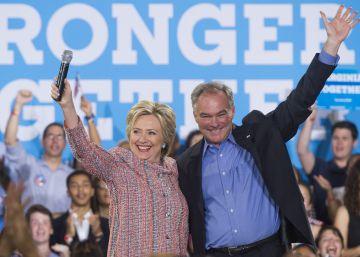 La campaña de Hillary Clinton 'habla' español en Virginia