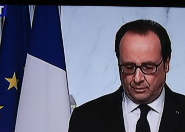 Hollande prolonga tres meses el estado de excepción en Francia
