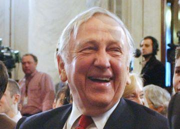 John Brademas, influyente educador y político estadounidense