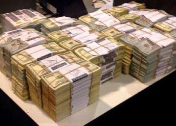 Filha de Cristina Kirchner guarda em cofres 4,6 milhões de dólares
