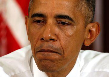 """Obama destaca la """"resistencia extraordinaria"""" de Francia"""