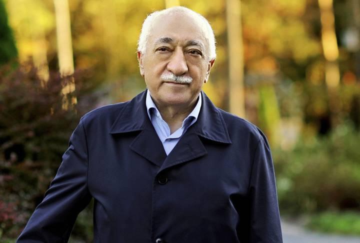 Fethullah Gülen, en 2013.