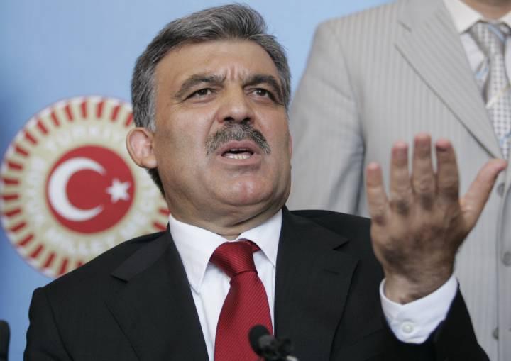 Abdulá Gül, en 2007.