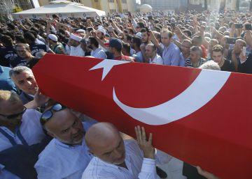 A rua é de Erdogan