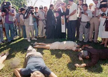 El Salvador 'congela' la extradición a España de militares