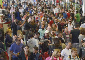 El refuerzo de medidas de seguridad satura los aeropuertos de Brasil