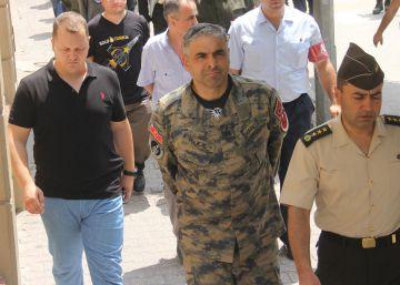 La Fiscalía turca registra la base aérea desde donde la coalición ataca al ISIS