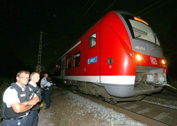 El ISIS se atribuye el ataque de un joven afgano en un tren alemán