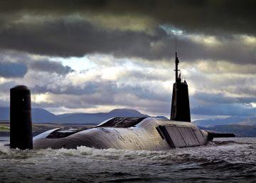 El Parlamento británico aprueba renovar su arsenal nuclear
