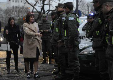 Argentina ajusta los controles fronterizos a normas internacionales