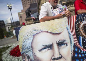 Los republicanos se disponen a coronar a Trump pese a las divisiones